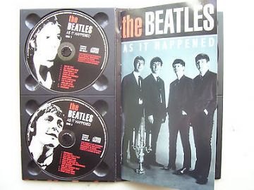 The Beatles Classic Interviews  4 CD  Set